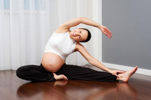 Нужен ли спорт во время беременности?