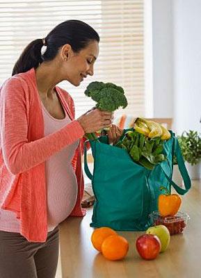 5 суперпродуктов для беременных
