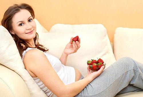 Календарь беременности (2-й триместр)