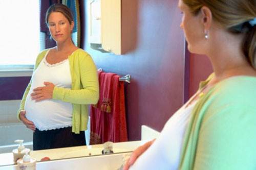 Изменения в организме во время беременности