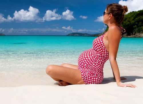Отдых и путешествия во время беременности