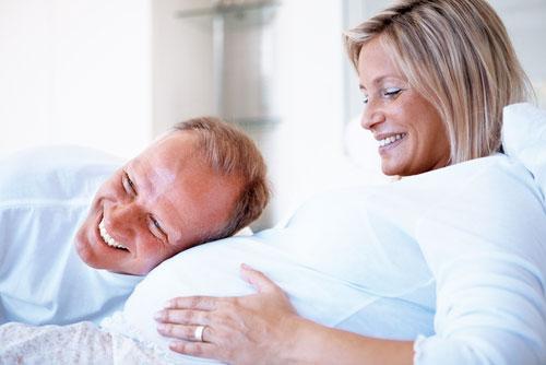 Поздняя беременность или как родить после 40