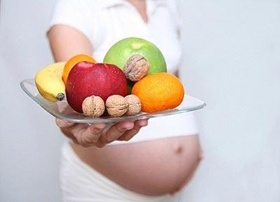 Здоровый образ жизни для беременной