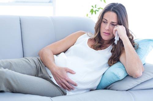 Нервные срывы при беременности: как с ними бороться?