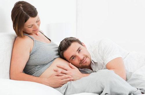 Настоящее отцовство начинается задолго до родов...