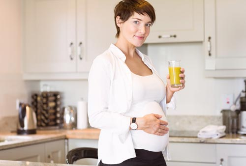 Какие соки при беременности стоит пить?
