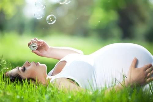 Правильная программа досуга для беременных