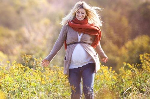 Активная беременность – здоровый ребенок