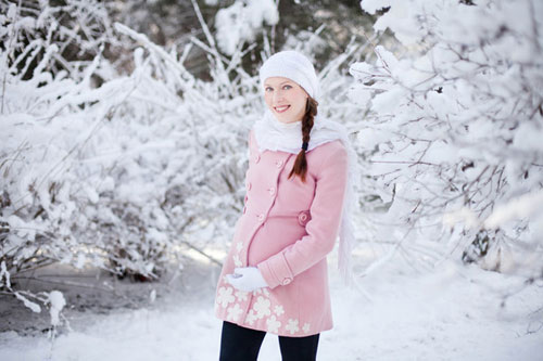 6 проблем зимней беременности